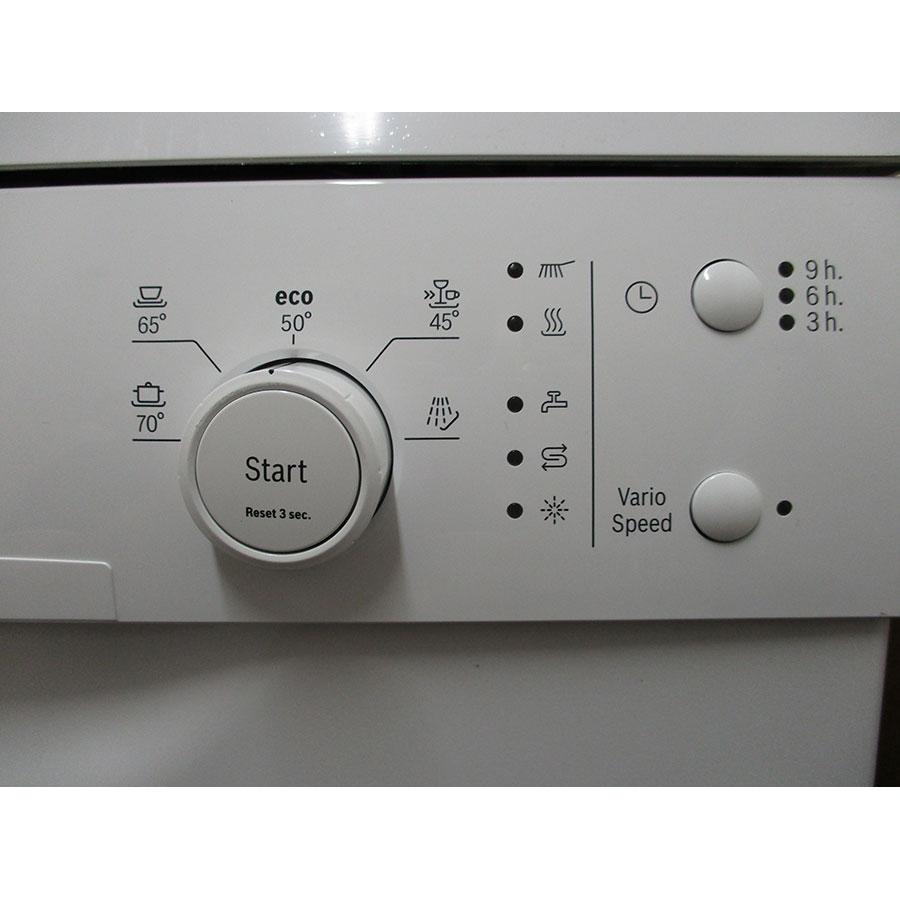 Bosch SPS50E42EU  - Touches de commandes
