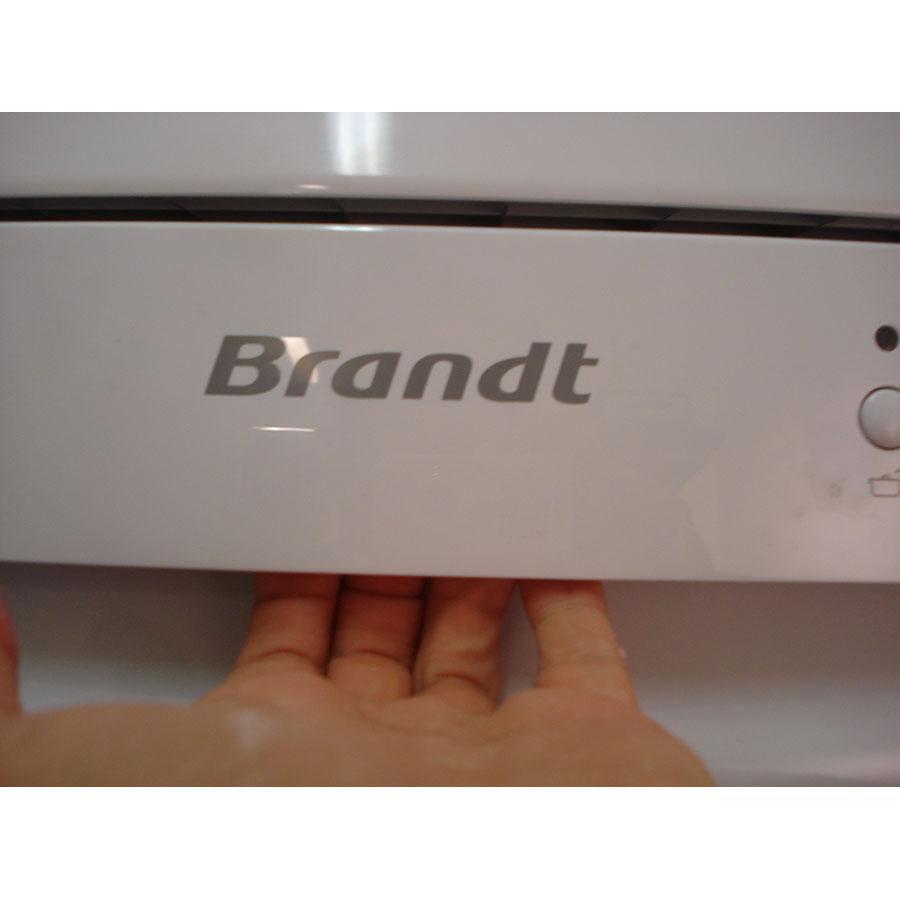 Brandt DFH12227W - Poignée d'ouverture