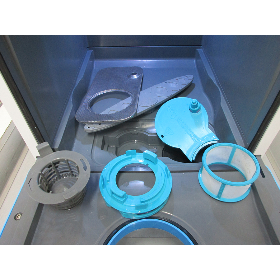 DaanTech Bob - Réservoir à sel et retrait du filtre