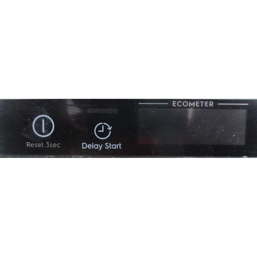 Electrolux EEC87300L - Bouton marche arrêt