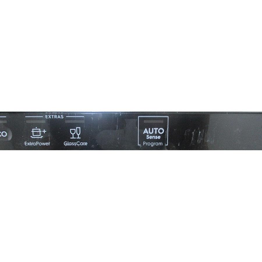 Electrolux EEG48200L - Bandeau de commandes
