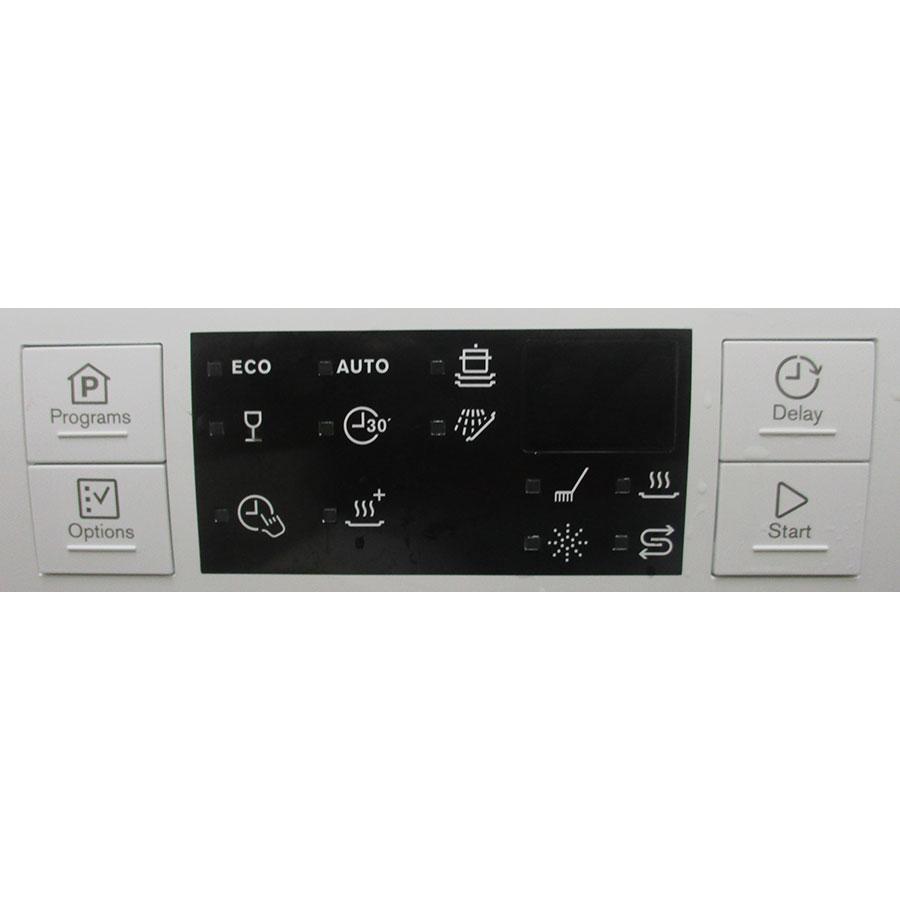 Electrolux ESF5555LOW - Bandeau de commandes
