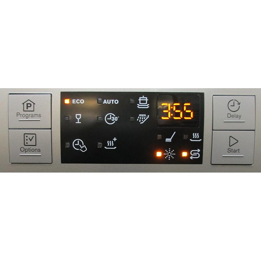 Electrolux ESF9516LOX - Affichage digital