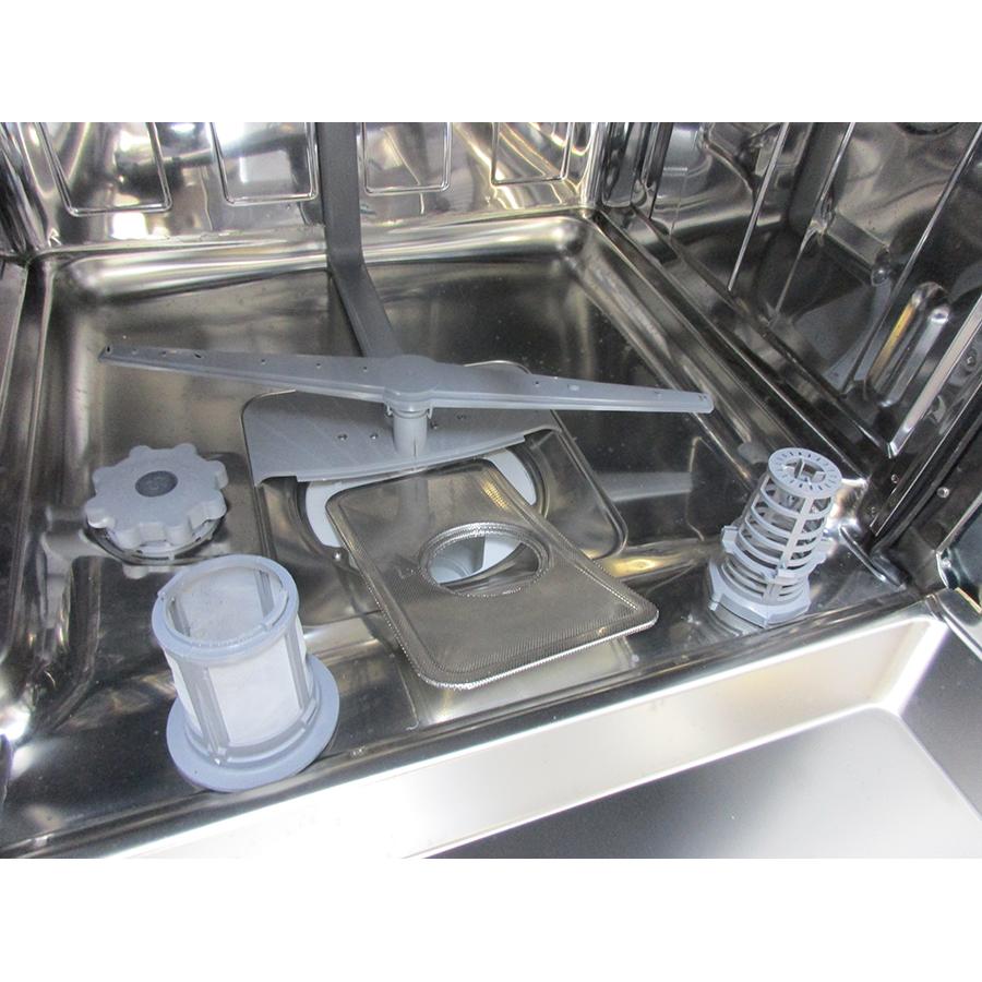 EssentielB ELV-451b - Réservoir à sel et retrait du filtre