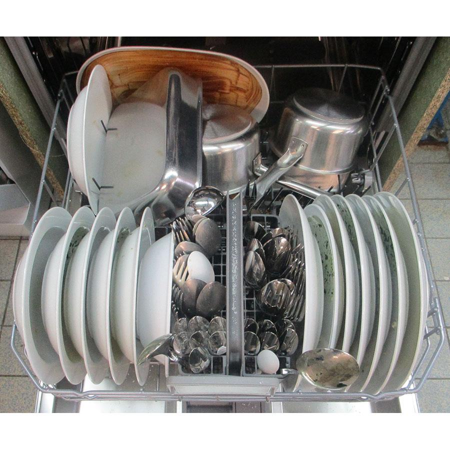 EssentielB ELVI-444i - Rangement panier inférieur