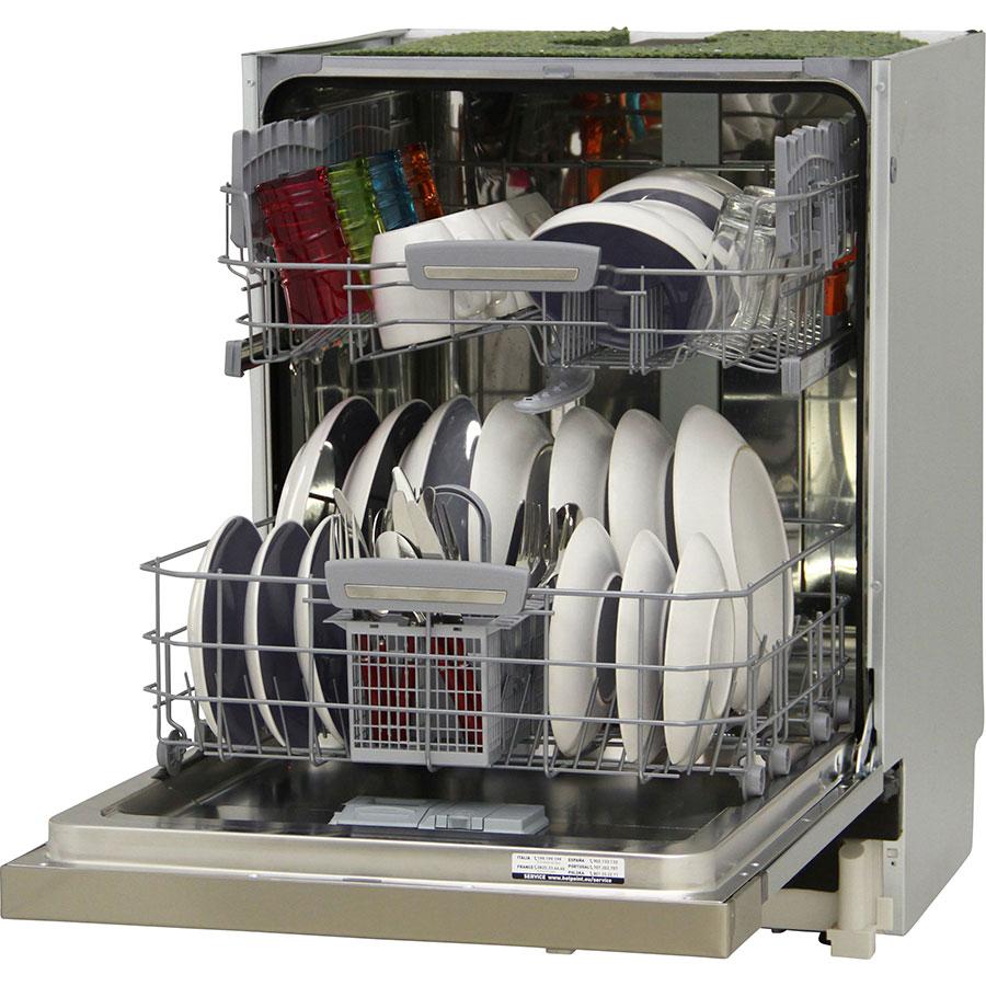 test hotpoint lsb7m121 lave vaisselle ufc que choisir. Black Bedroom Furniture Sets. Home Design Ideas