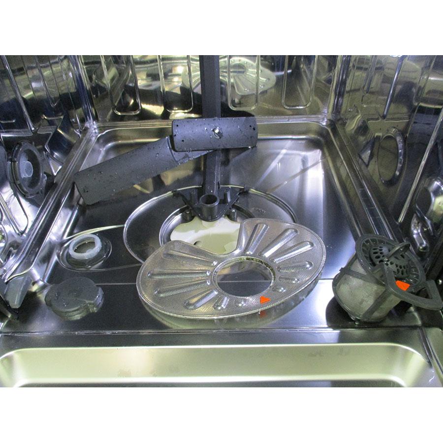 Ikea Hygienisk (303.319.37) - Réservoir à sel et retrait du filtre