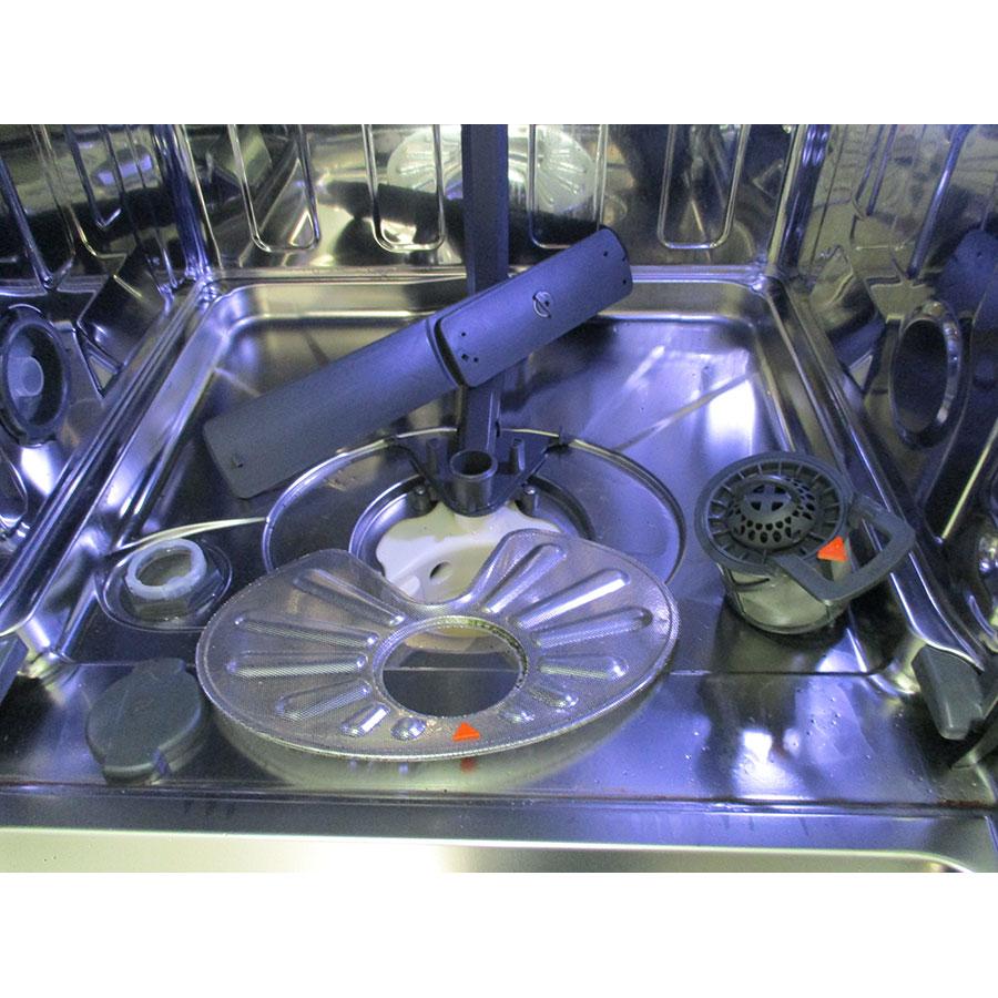 Ikea Renodlad (803.520.36) - Réservoir à sel et retrait du filtre