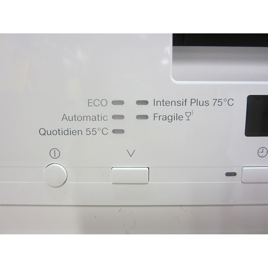 Miele G 4922 ExtraClean - Touches de commandes