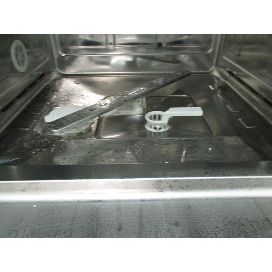 Miele G 6000 SC bw  - Bras de lavage inférieur