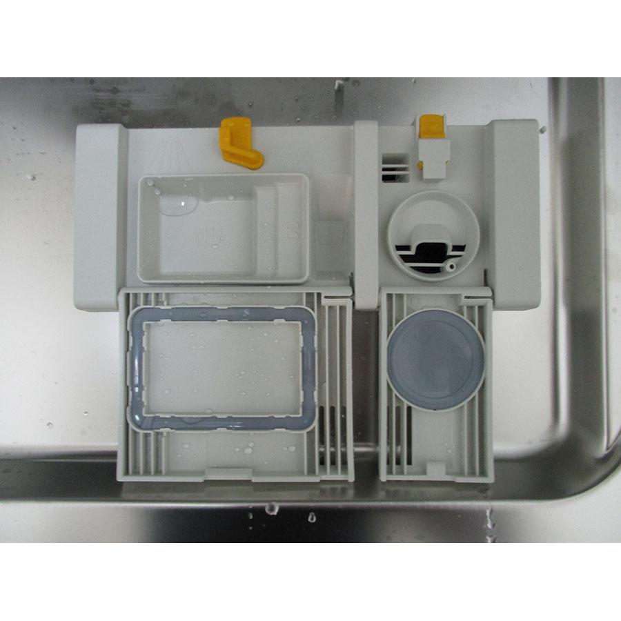 Miele G 6000 SC bw  - Compartiment à produits