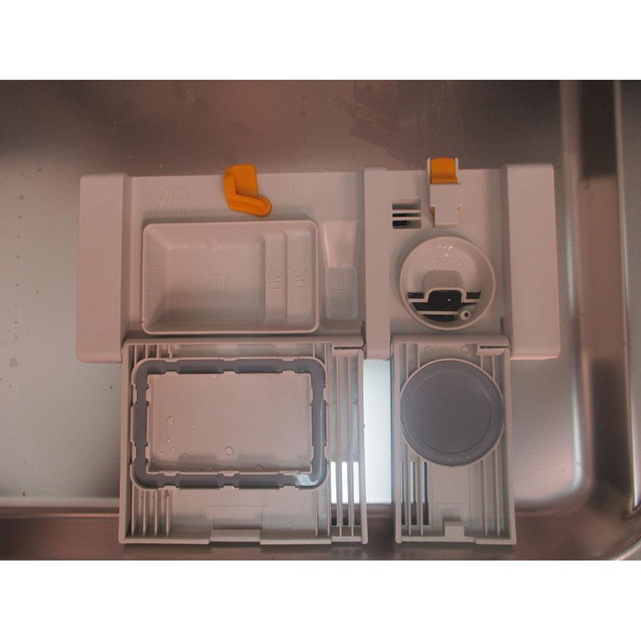 Miele G 6630 SC  - Compartiment à produits