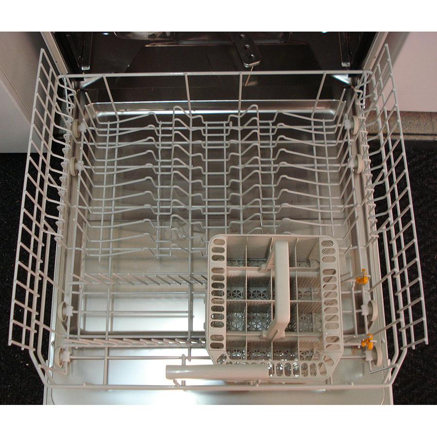 test miele g4204 lave vaisselle ufc que choisir. Black Bedroom Furniture Sets. Home Design Ideas