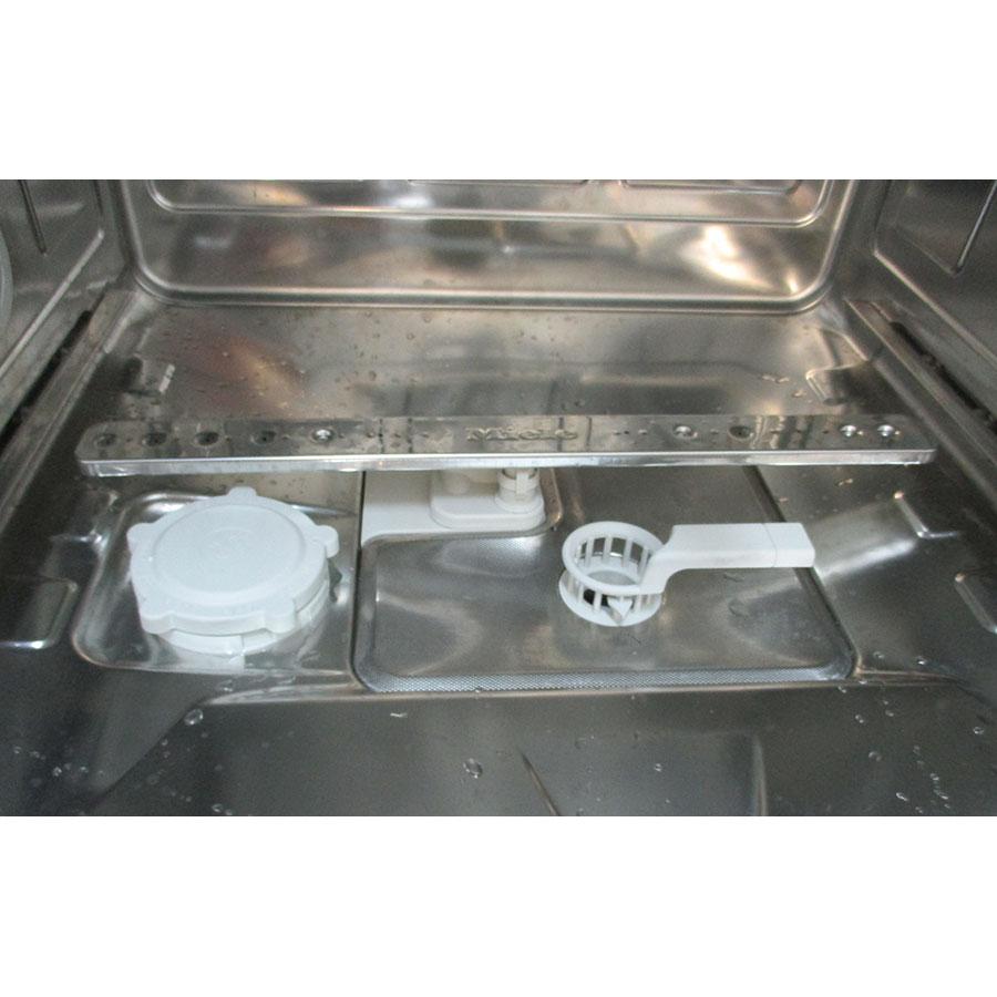 Miele G4992SCVI - Bras de lavage inférieur