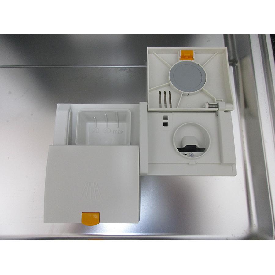 Miele G5002SC - Compartiment à produits