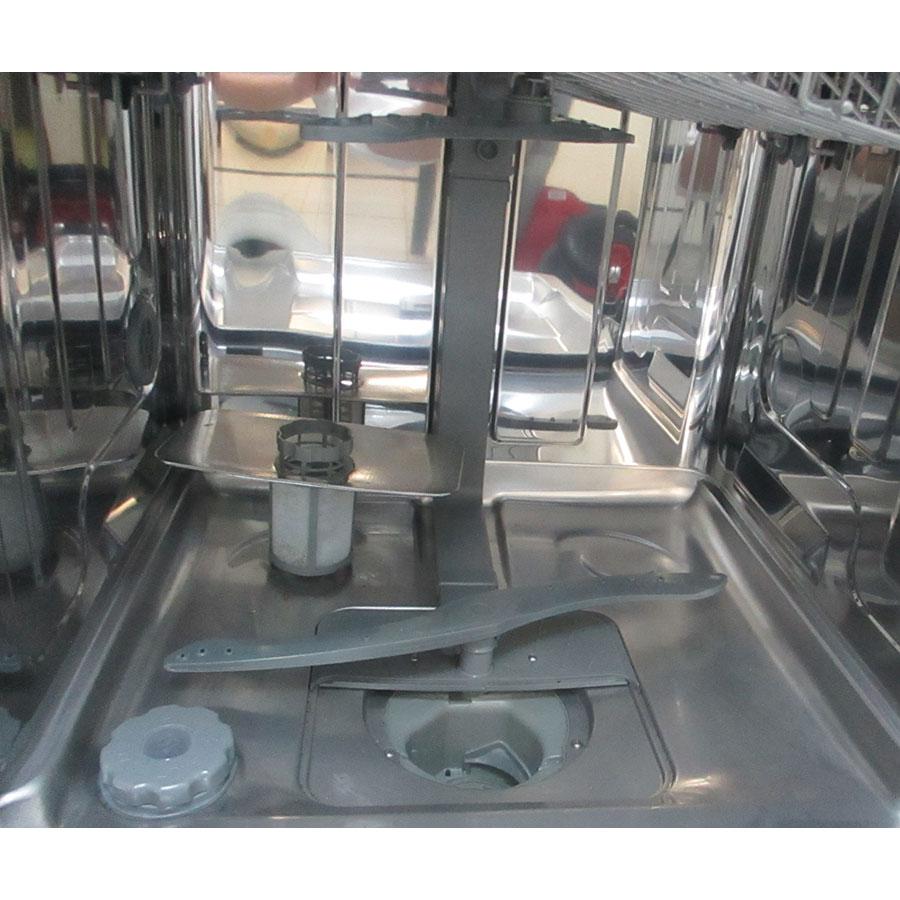 Proline DWP4712A++SL - Réservoir à sel et retrait du filtre