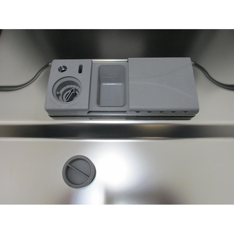 Samsung DW60M6050FS - Compartiment à produits