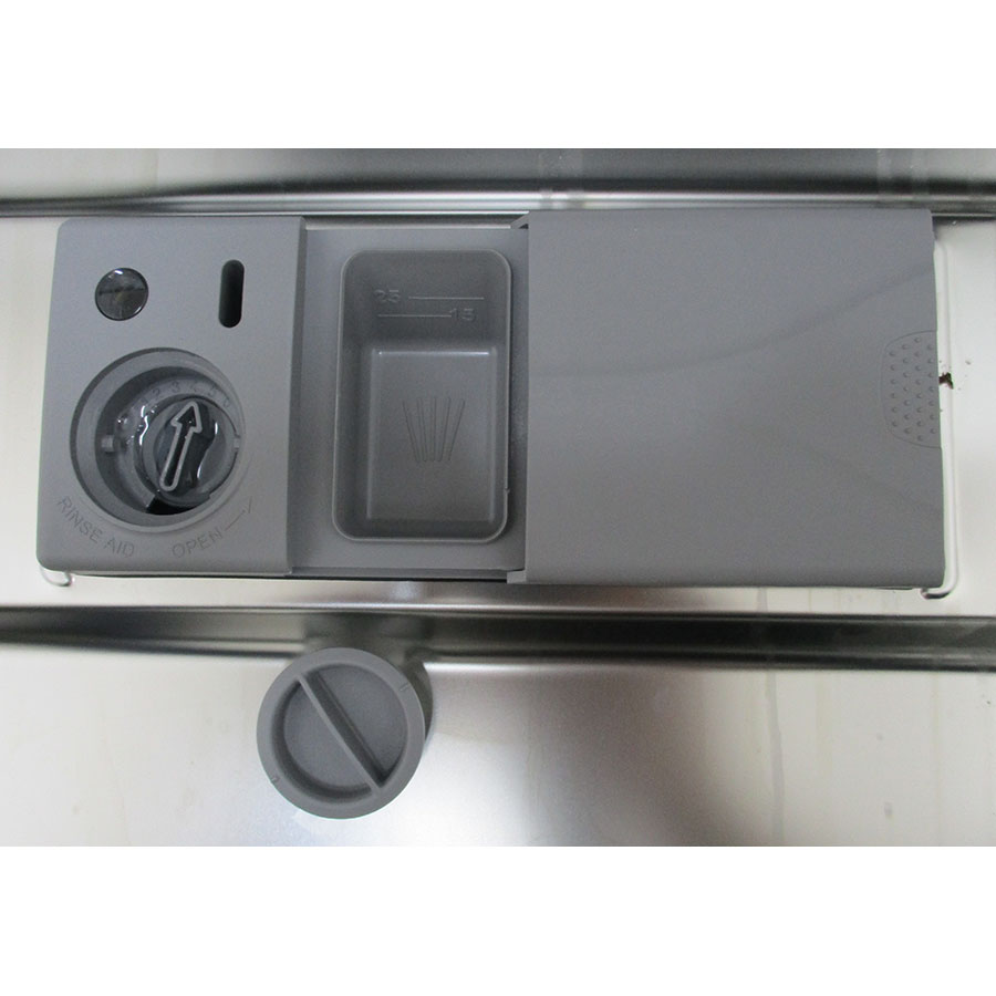 Samsung DW60M9550FSEF Waterwall - Compartiment à produits
