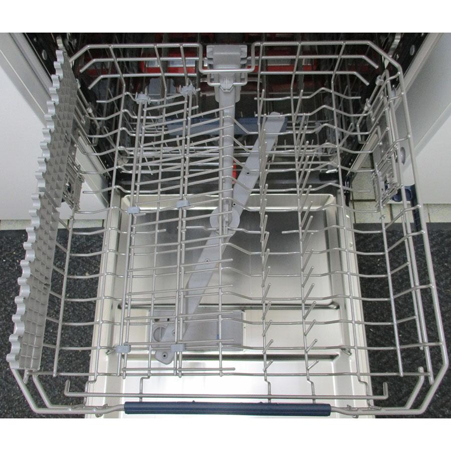Samsung DW60M9550FSEF Waterwall - Panier supérieur