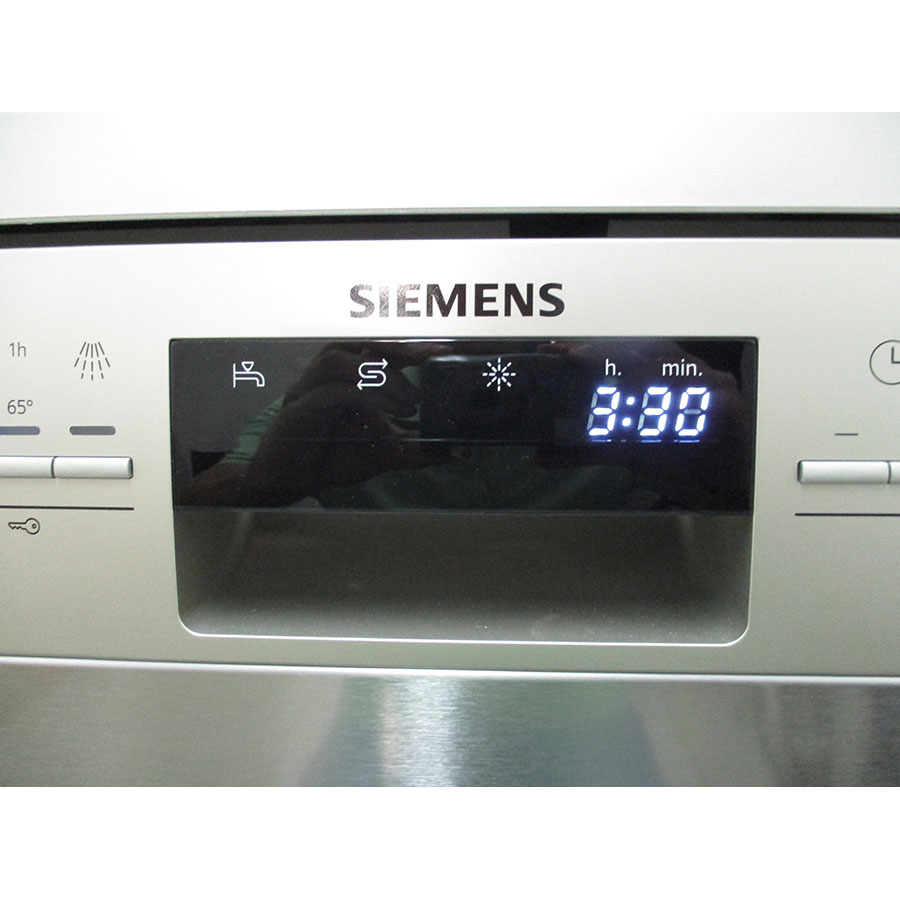 Siemens SN236I00IE - Affichage digital
