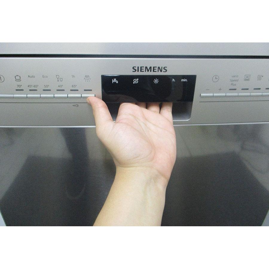 Siemens SN236I04NE - Poignée d'ouverture
