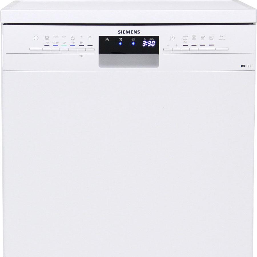 test siemens sn236w03me lave vaisselle ufc que choisir. Black Bedroom Furniture Sets. Home Design Ideas
