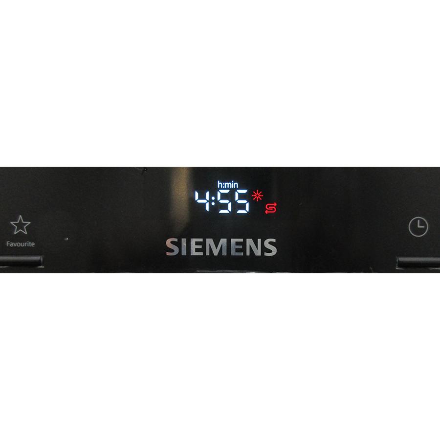 Siemens SN23HW60CE - Affichage digital