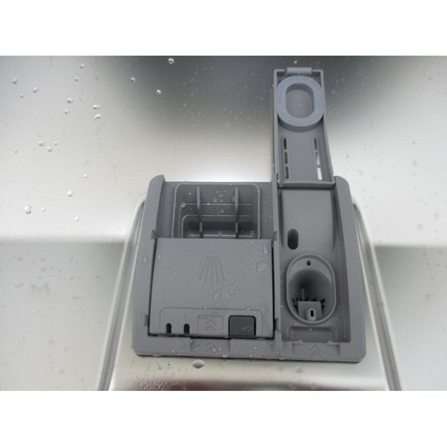 Siemens SN636X03JE - Compartiment à produits