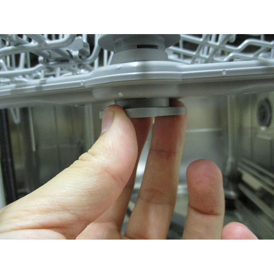 Siemens SN658X00ME - Bras d'aspersion supérieur