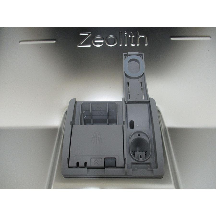 Siemens SN658X00ME - Compartiment à produits