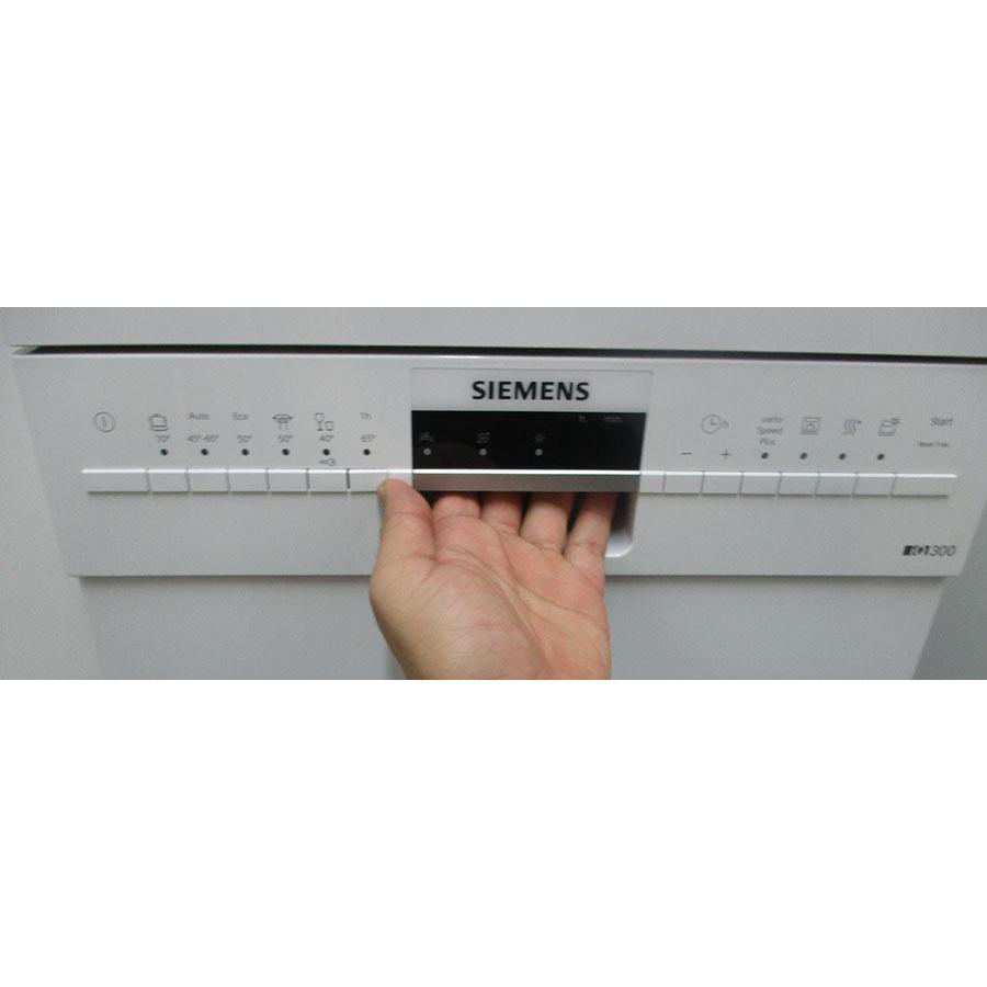 Siemens SR236W01ME - Poignée d'ouverture