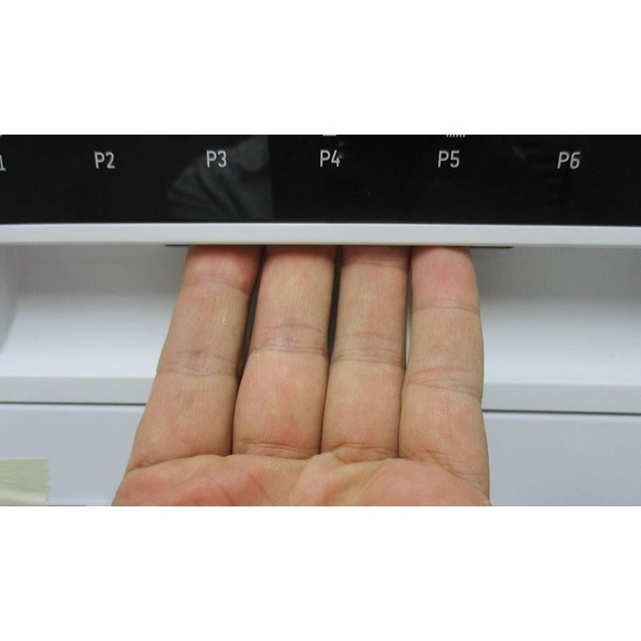 Signature SDW8001A - Poignée d'ouverture