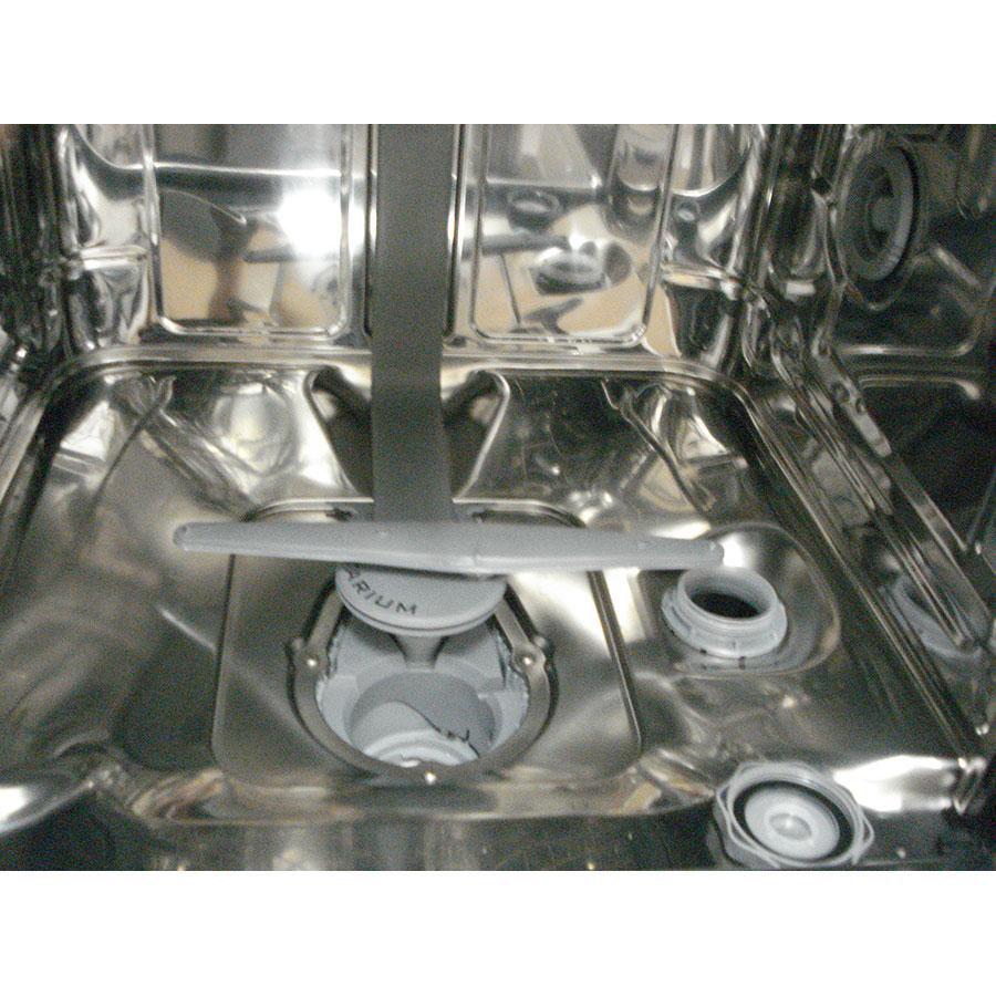 Smeg LVFABBL - Réservoir à sel et retrait du filtre