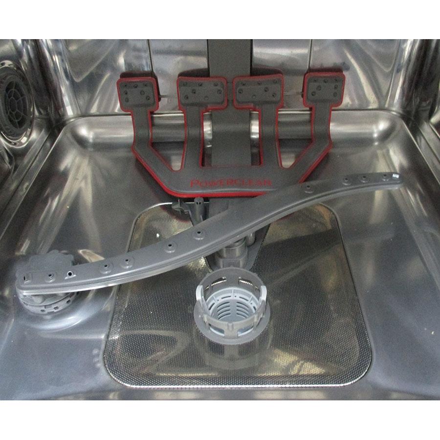Whirlpool WDIC3C24PE - Bras de lavage inférieur