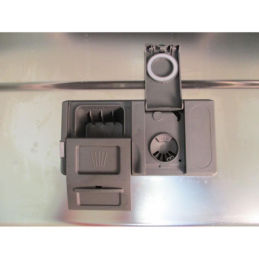 Whirlpool WFC 3C26P  - Compartiment à produits