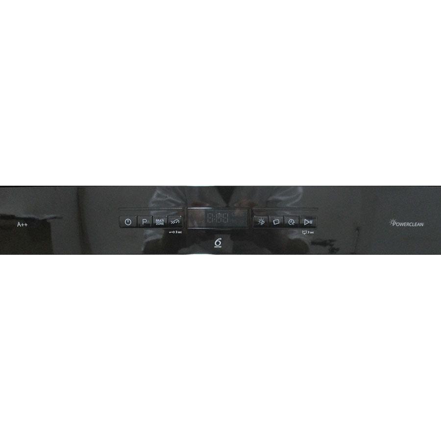 Whirlpool WFO3T121PX - Bandeau de commandes