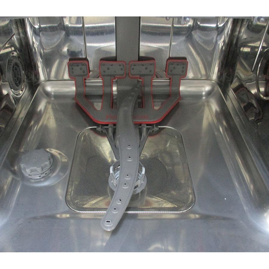 Whirlpool WFO3T121PX - Bras de lavage inférieur