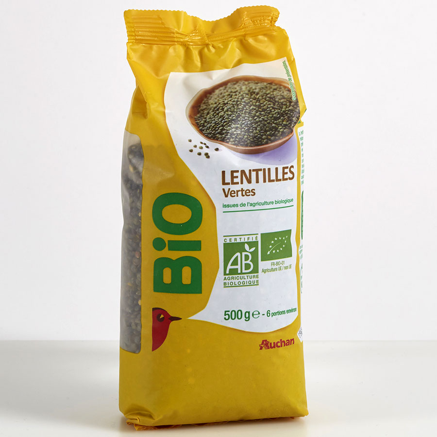 Auchan Bio  -
