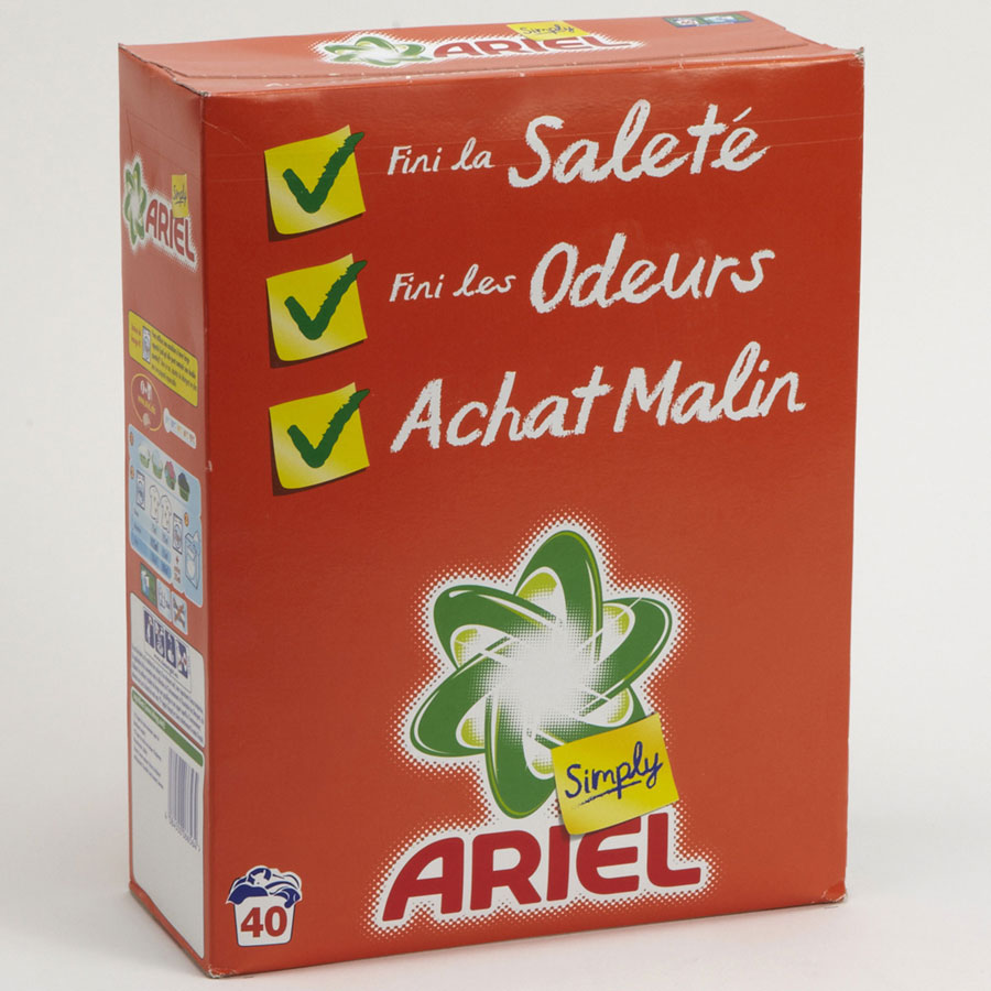 Ariel Simply -