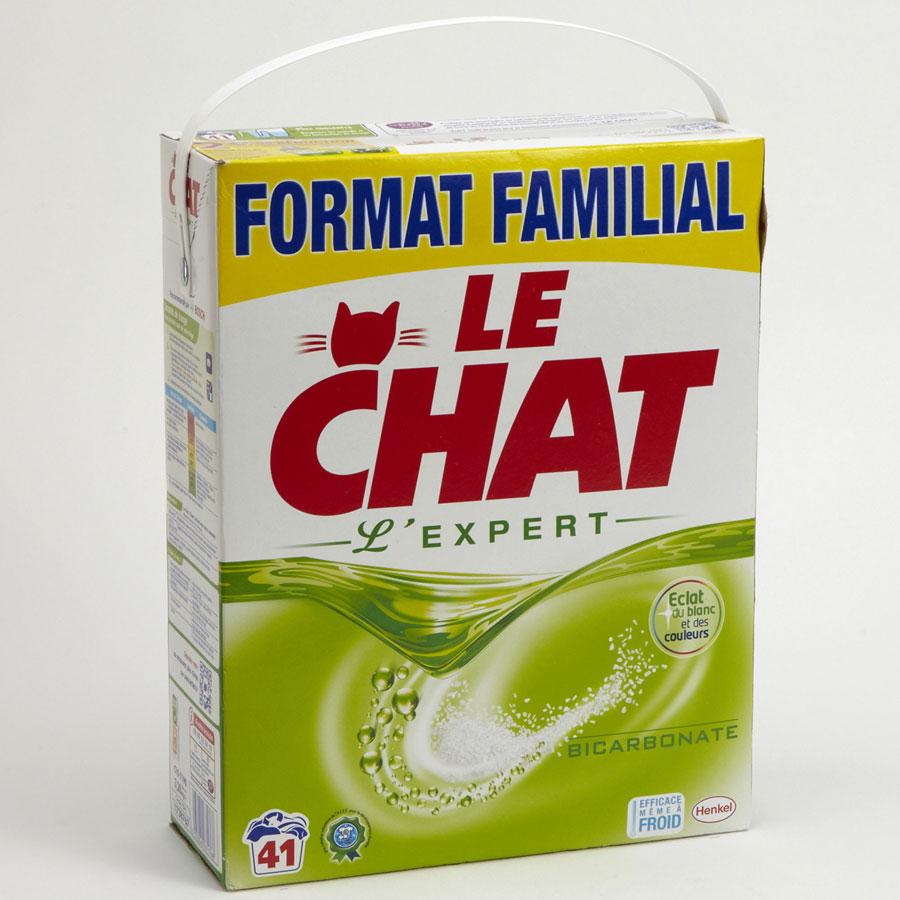 Le Chat L'expert au bicarbonate -