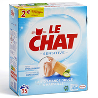 Le Chat Sensitive Lait d'amande douce & Marseille