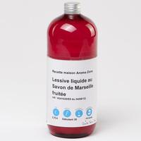 Lessive maison Au savon de Marseille fruitée