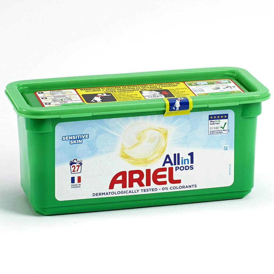 Ariel Pods All in 1 Sensitive Skin -
