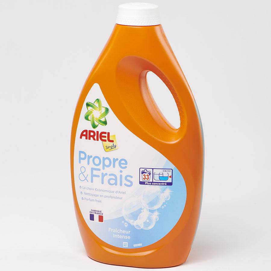 Ariel Simply Propre et frais -