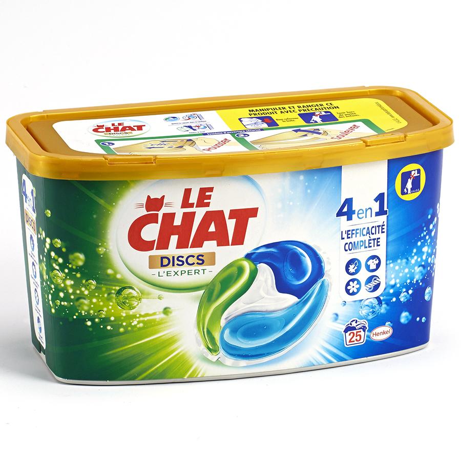 Le Chat Discs L'expert -