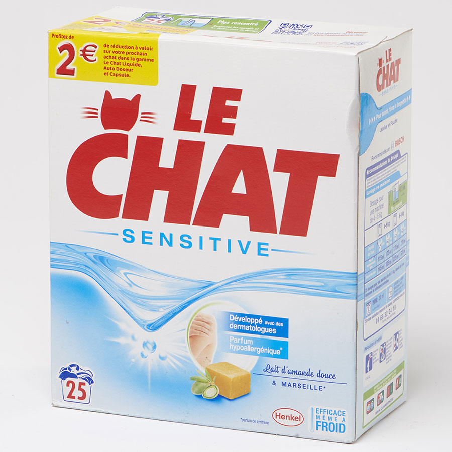 Le Chat Sensitive -