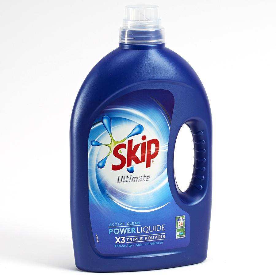 Skip Active Clean -