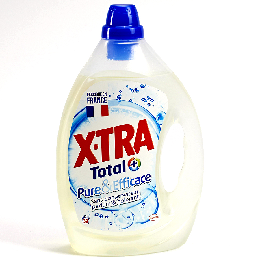X-Tra Total+ pure & efficace -