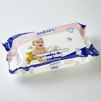 Toujours (Lidl) Lingettes imprégnées pour bébés