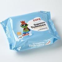 Cora Lingettes toilettes parfum melon d'eau
